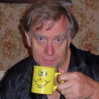 Terry in Russia in 2004